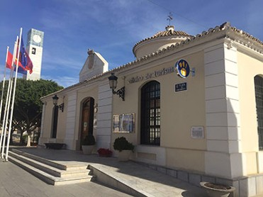 TORRE PACHECO - TOURIST OFFICE