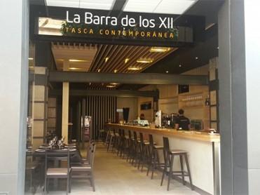 LA BARRA DE LOS XII